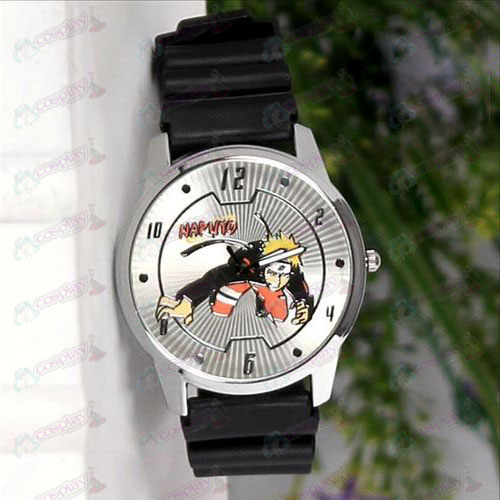 Naruto Naruto Mark Circle lines horloges