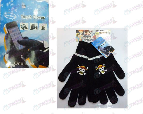 Touch Gloves One Piece Accessoires logo