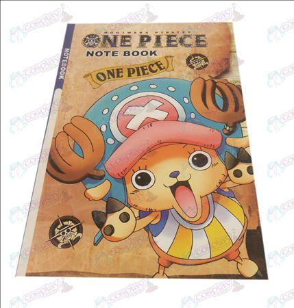 Chopper One Piece Accessoires Notebook