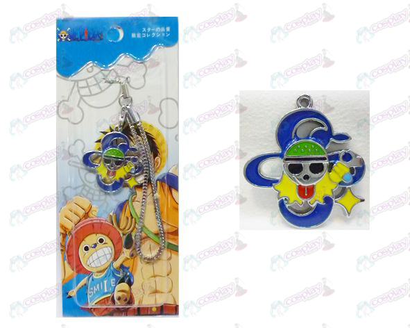 One Piece Accessoires Twee jaar later Nami logo Strap