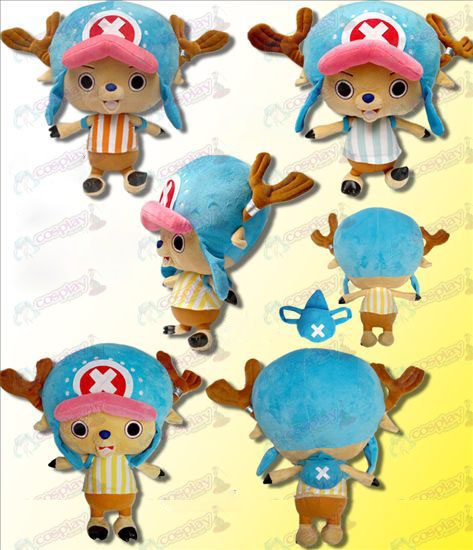 One Piece Accessoires generatie 14-inch pluche pop Chopper