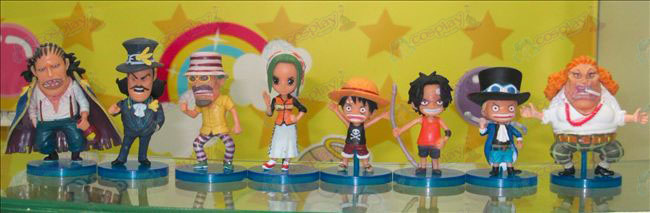 56 namens acht One Piece Accessoires doll base (boxed)