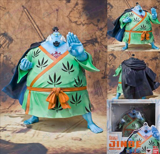 nul Jinbei -2 jaar na Packed One Piece Accessoires (18cm)