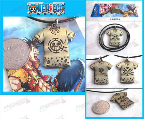One Piece Accessoires Kleding ketting 2