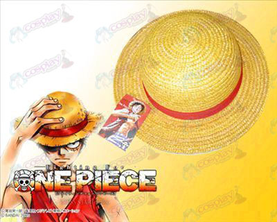 One Piece Accessoires Straw Hat Luffy COS