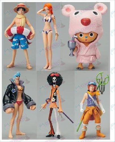 23 namens One Piece Accessoires doll stand (13-15cm)