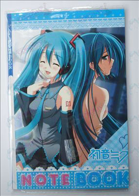 Hatsune notebook