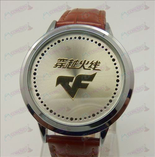 Geavanceerde Touch Screen LED Watch (CrossFire Accessoires logo)