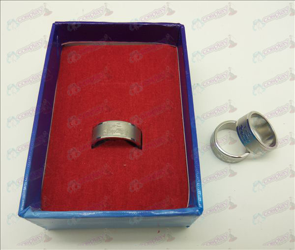 Shugo Chara! Accessoires Frosted Ring