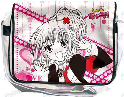 Shugo Chara! Accessoires tas (wit)