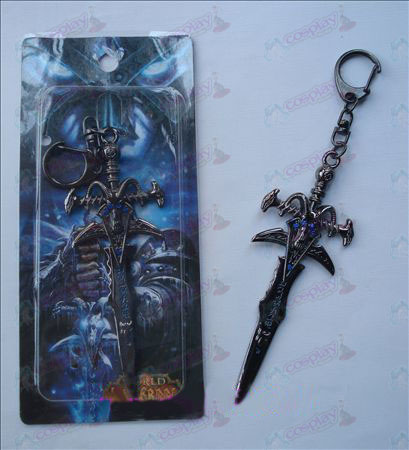World of Warcraft Accessoires Frostmourne zwaard gesp