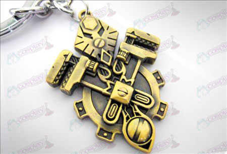 World of Warcraft Accessoires pygmeeën Keychain