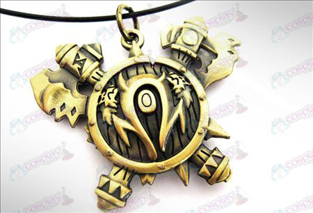 World of Warcraft Accessoires Orcs ketting