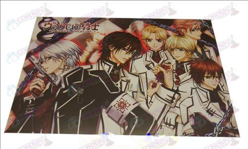 D42 * 29Vampire knight Accessoires reliëf affiches (8)