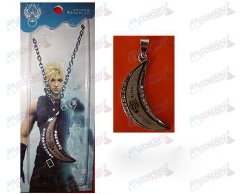 Final Fantasy Accessoires Moon Series O woord ketting