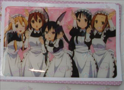 K-On! Accessoires jelly sticker (10 / set)