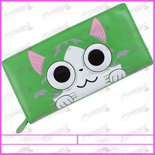 Sweet Cat AccessoriesPVC lange portemonnee
