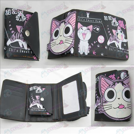 Sweet Cat AccessoriesQ Versie bulk portemonnee
