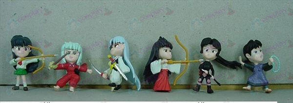 6 InuYasha Accessoires Doll
