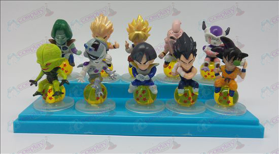 10 sit Pearl Dragon Ball accessoires Stand 1