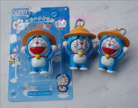 Doraemon gezicht pop ornamenten (a)
