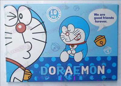 Doraemon Postkaarten (10 / The)