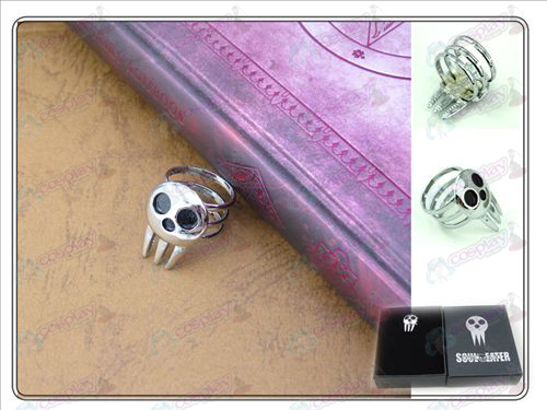 Soul Eater Accessoires Collector's Edition Ring
