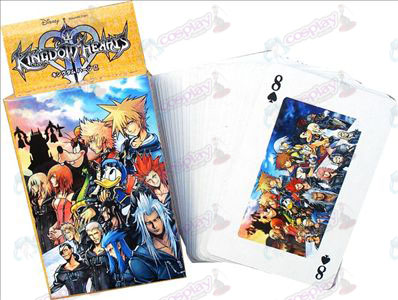 kingdom Hearts Accessoires Poker 2