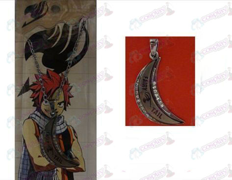 Fairy Tail Accessoires woord ketting Moon Series 0