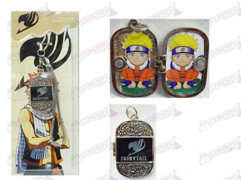 Fairy Tail Accessoires Photo Frame-serie Strap
