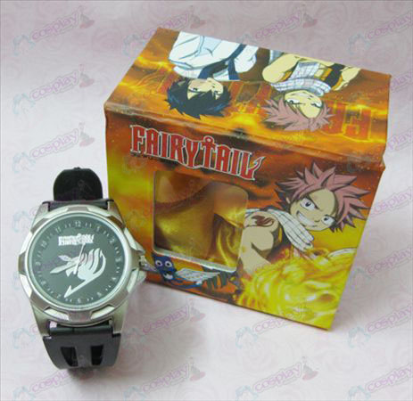 Fairy Tail Toebehoren Schaal Watch - Black