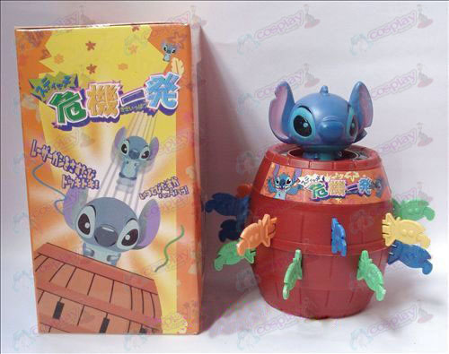 Magic Lilo & Stitch Accessoires Drum Doll