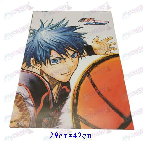 42 * 29cmkuroko's Basketball Accessoires reliëf affiches (8 / set)