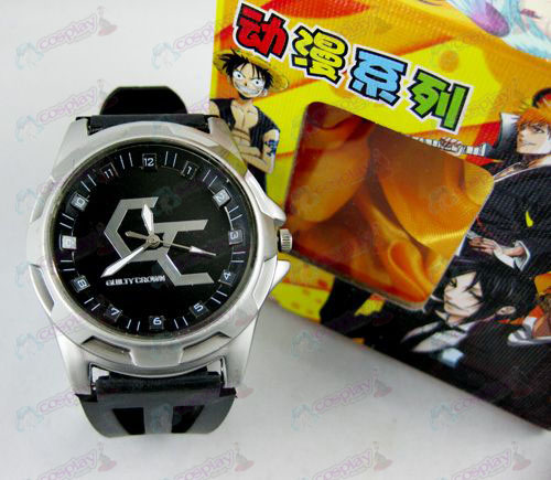 Guilty Crown Accessoires Schaal Watch - Black