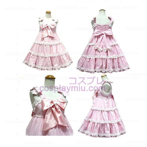 Bow Princess Dress Lolita Cosplay België Kostuums