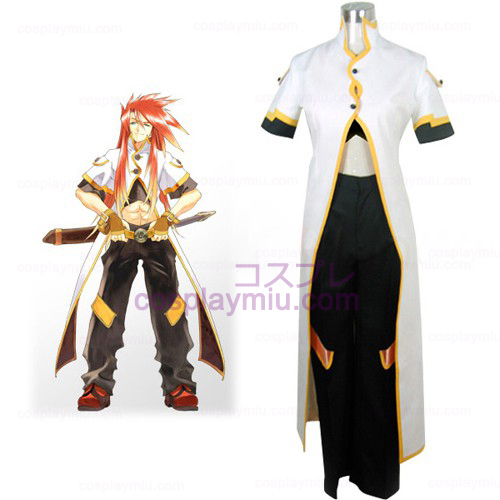 Tales of the Abyss Luke Fon Fabre Halloween Cosplay België Kostuum