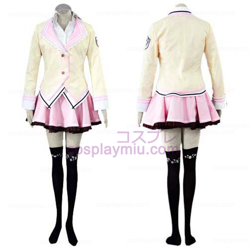 Rose Shool Uniform Cosplay België Kostuum