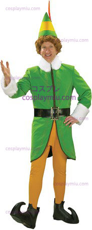 Buddy De Elf Dlx Adult Large