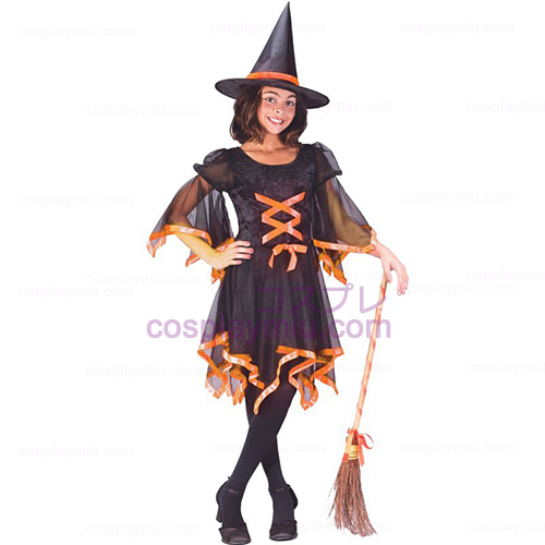 Lint Witch Child Costume