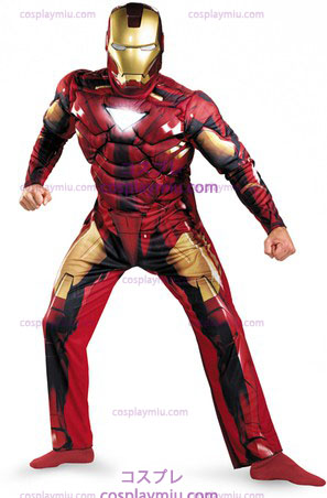 Iron Man 2 - Classic Mark 6 - Spier Adult
