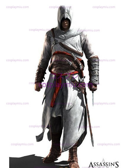 Assassin's Creed II Ezio Cosplay België White Edition