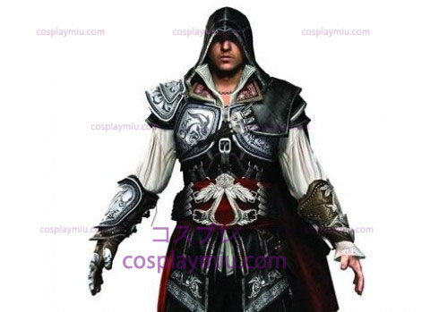 Assassin's Creed II Ezio Cosplay België Black Edition