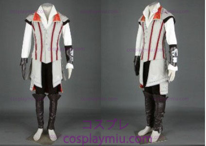 Assassin's Creed II Ezio Cosplay België White Edition - Deluxe