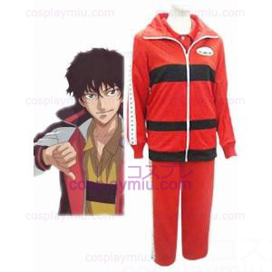 De Prince Of Tennis Rikkai Junior High School Winter Uniform Cosplay België Kostuum