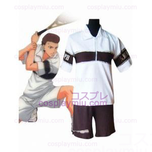 De Prince Of Tennis St. Rudolph Middle School Summer Uniform Cosplay België Kostuum