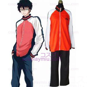 De Prince Of Tennis Selecties Team Winter Uniform Cosplay België Kostuum