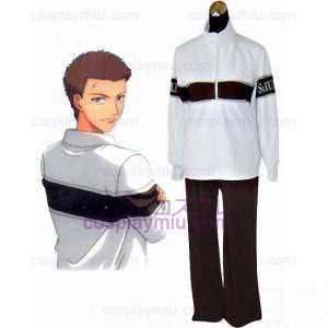 De Prince Of Tennis St. Rudolph Middle School Winter Uniform Cosplay België Kostuum