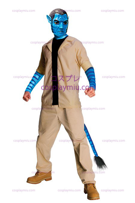Avatar Jake Sulley Adult Standard Kostuum