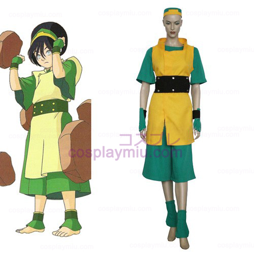 Avatar The Last Airbender Toph Cosplay België