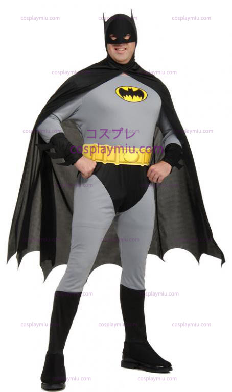 Batman Kostuum Plus Size